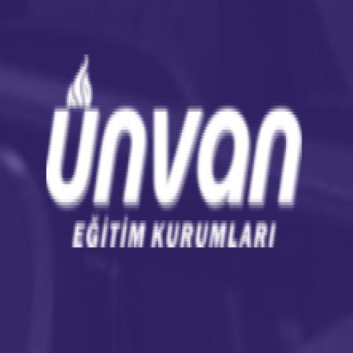 Unvan Eğitim Danışmanlık Yayıncılık Çağrı Merk. Paz. Tic. Ltd. Şti.