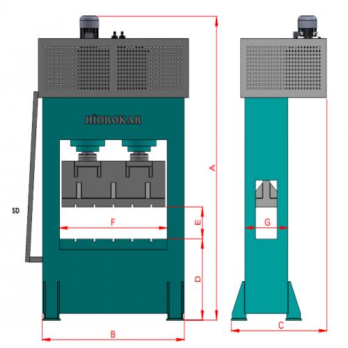 Sheet Texture Press