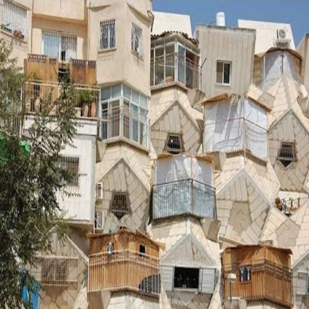 Arı Kovanı Evler
