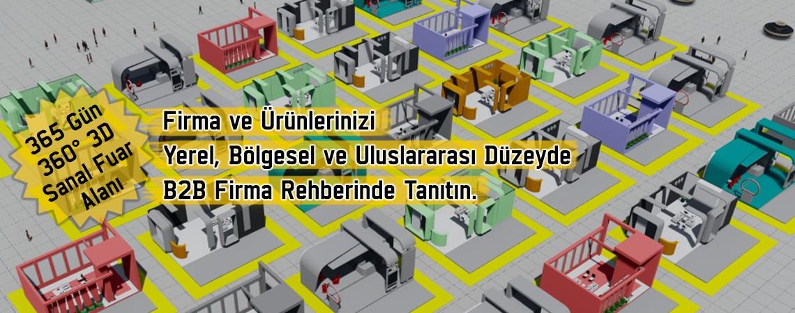 Türkiye'de İlk Online Fuar