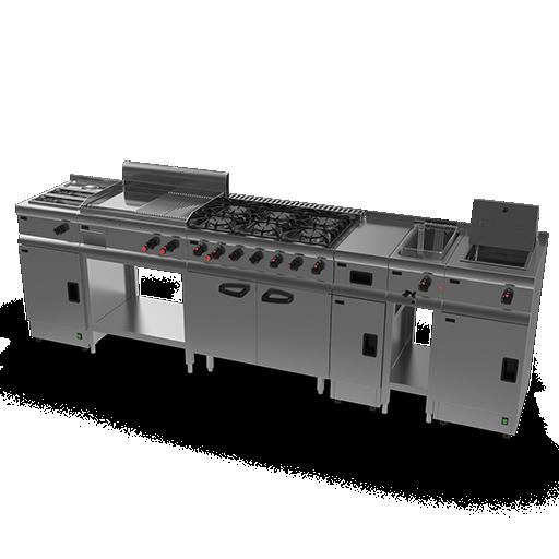 Endüstriyel Mutfak ve Ekipmanları
